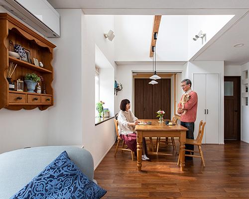 リノベ型住宅