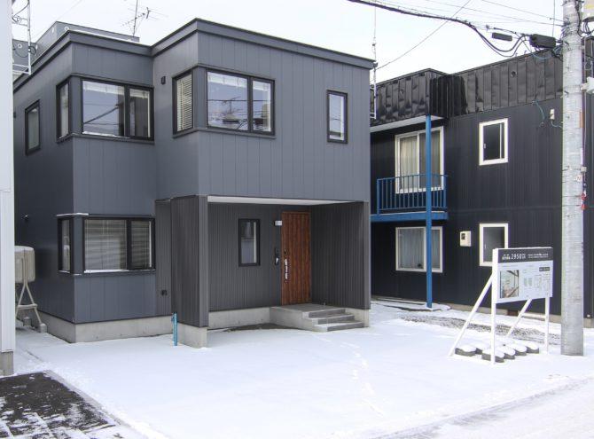 【成約済】建売住宅 北32条東1丁目